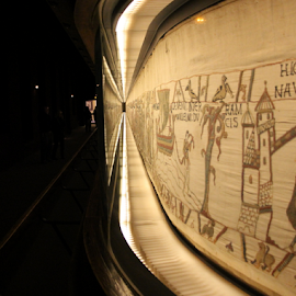The Bayeux Tapestry by Michael Lunn - Artistic Objects Antiques