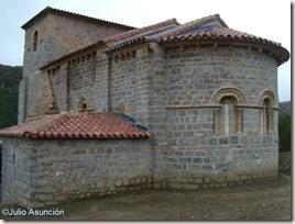 Iglesia de Santa María de Arce - Valle de Arce