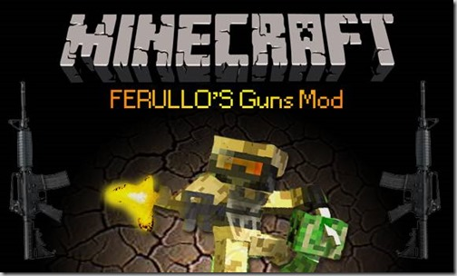 Ferullo's Guns-Mod-Minecraft