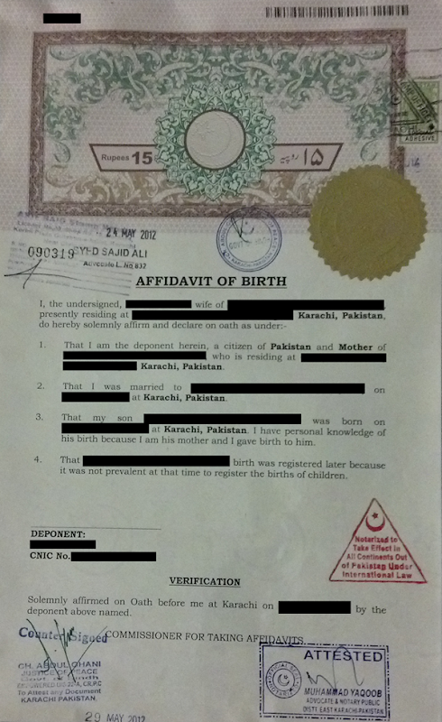 Affidavits to support your new birth certificate jobs city today 2017 affidavit mother to support new birth certificate yelopaper Choice Image