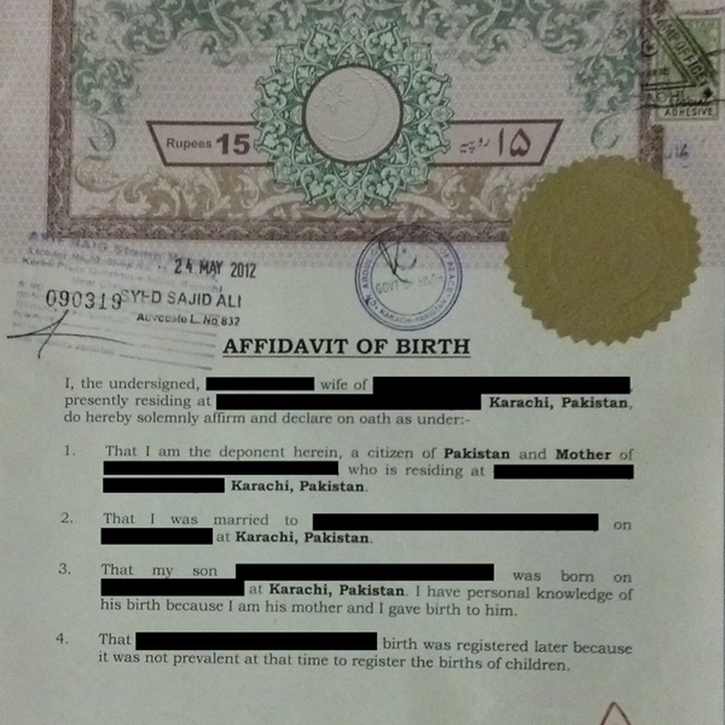 Affidavits to support your new birth certificate jobs city today affidavits to support your new birth certificate jobs city today 2017 yadclub Images