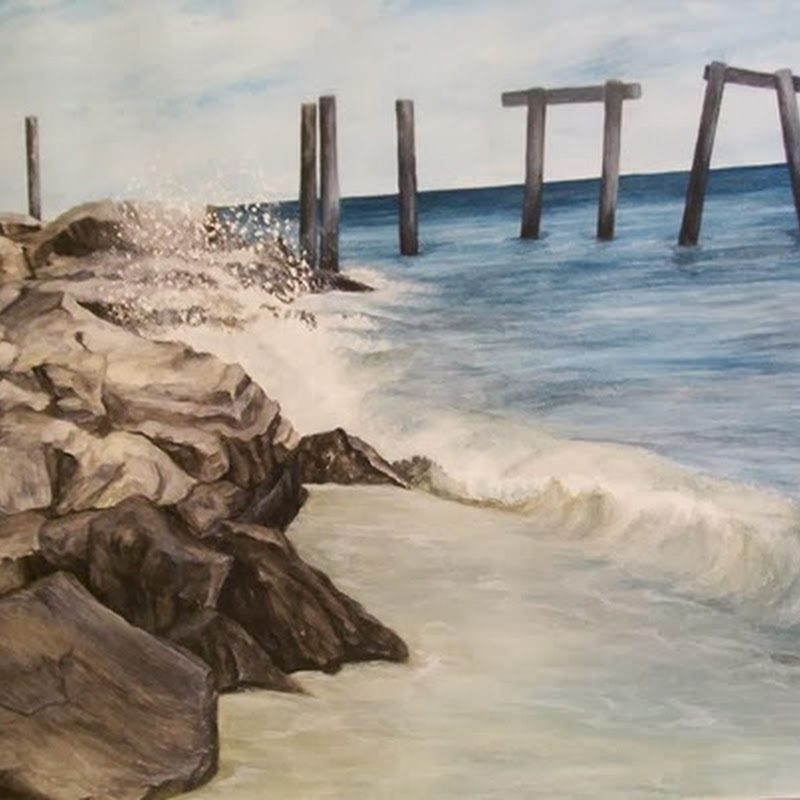 Gina Martucci - An Artists Realistic View