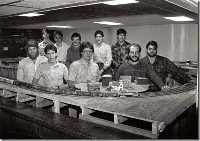 1986 Club Members