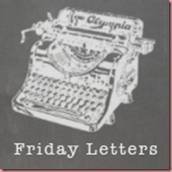 Fridays Letters 2