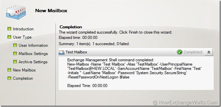 Test Mailbox