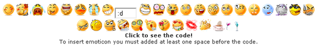 Emoticons and Smileys into Blogger