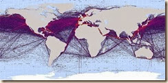 major commercial shipping