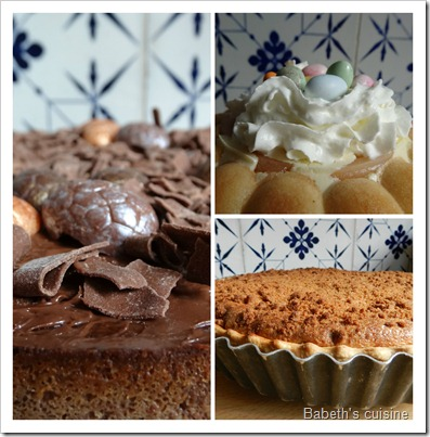 PicMonkey Collage gateaux