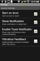 Screenshot of Flip - Speakerphone
