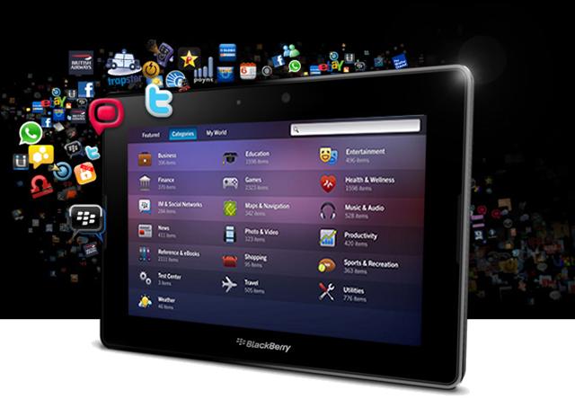 Поддержка разработчиков приложений для BlackBerry