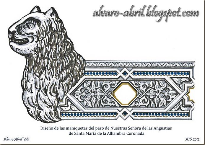 maniquetas alhambra