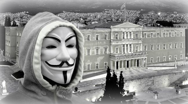 Η ισχυρότερη κυβερνοεπίθεση στην Ελλάδα! Οι Anonymous εναντίον της Βουλής των Ελλήνων!