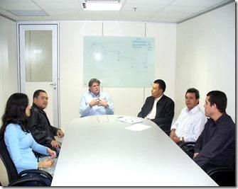 Reunião com Jadir Pela - Candidatura CREA - 3