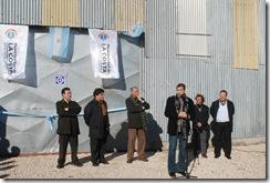 Inauguracion de Calzados Five en el Polo Textil