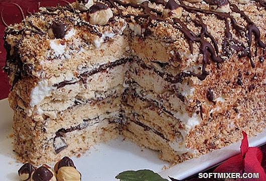 Торты и пирожные безе рецепты с фото
