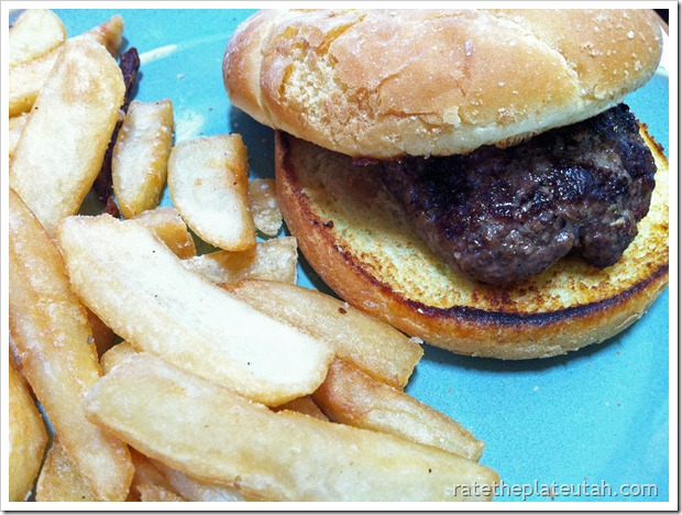 Linn's Kids Burger