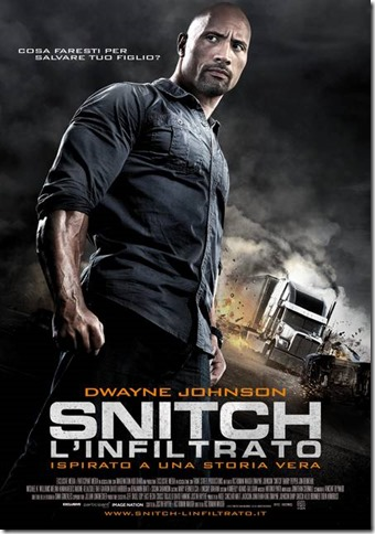 Snitch L'Infiltrato - Quando le prende pure the Rock
