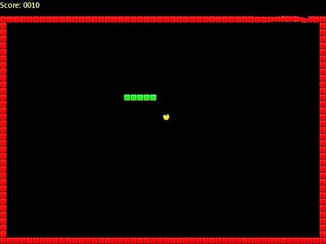 لعبة سناك Snake 1.0.0.11 للويندوز مثل سناك أجهزة نوكيا القديمة