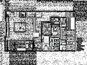 Plano de casa lomas de chapultepec