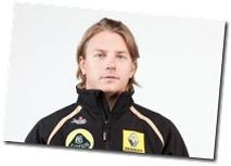Räikkönen rönöön takissa