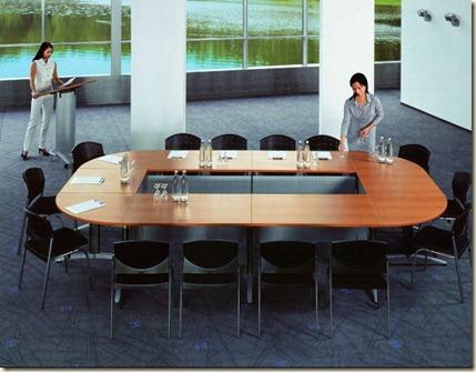 mesas de reuniones para oficinas7