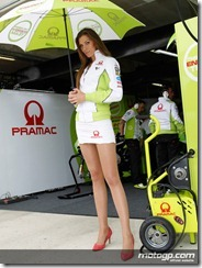 Paddock Girls Monster Energy Grand Prix de France  20 May  2012 Le Mans  France (20)