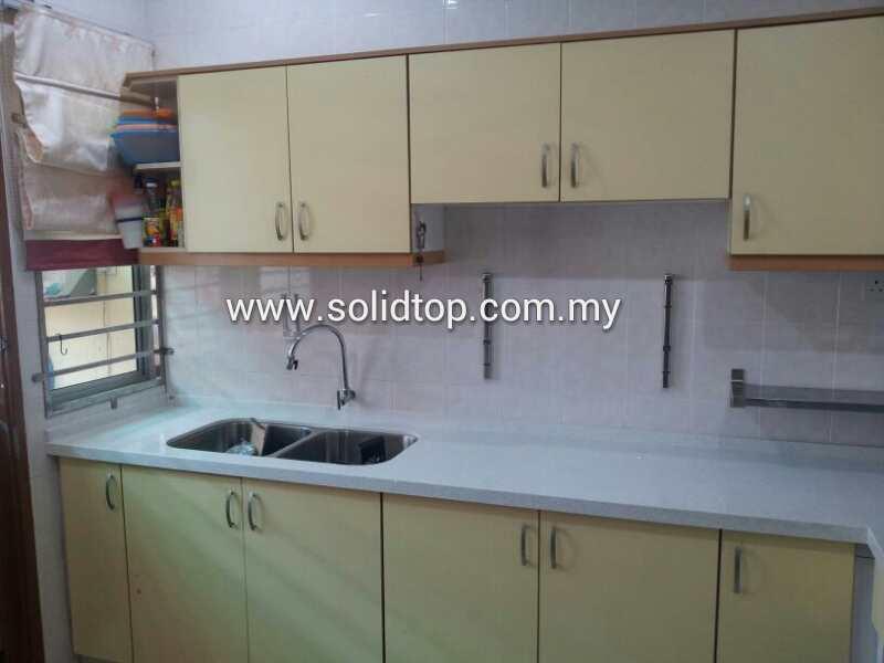 Refurbishing Kitchen Cabinet Worktops