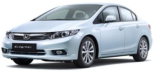 Tamamen Yeni 2012 Honda Civic Sedan