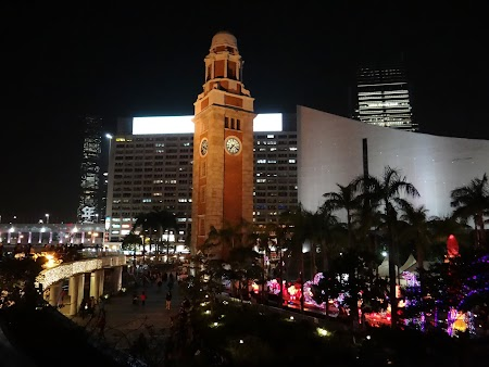 Turnul garii Kowloon