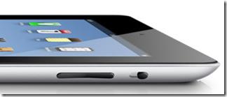 iPad 3 peso e profondità