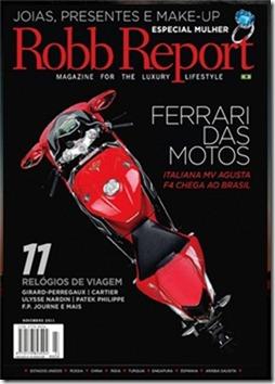 Robb Report Brasil – Novembro 2011