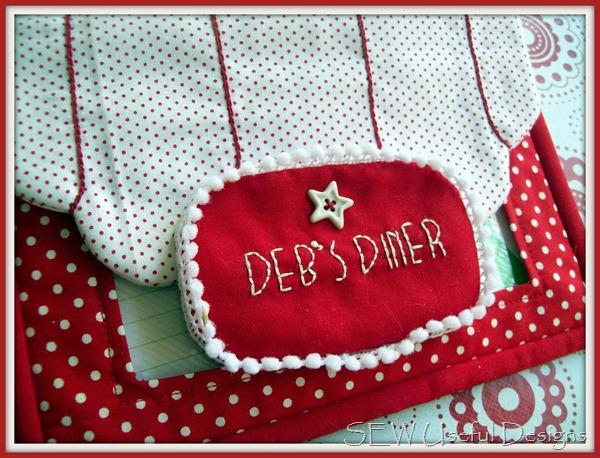 Diva Diner Debs version 1pic