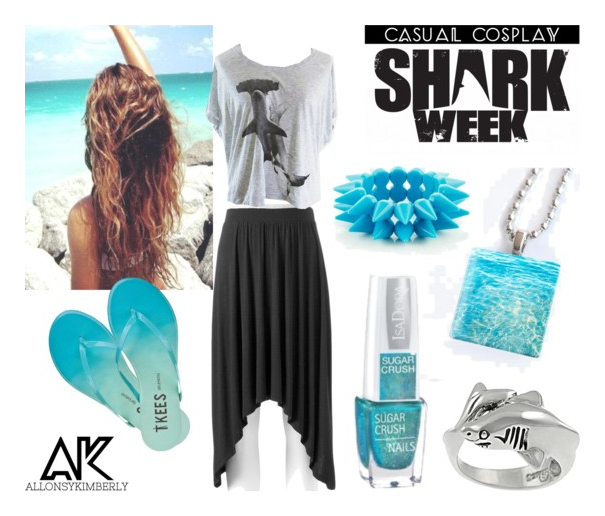 Casual Cosplay: Shark Week | allonsykimberly.com