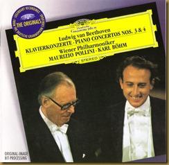 Beethoven concierto 4 Pollini Bohm