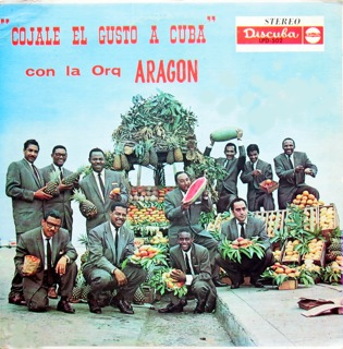 Orquesta Aragon front
