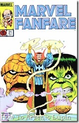 P00002 - Marvel Fanfare #21