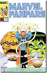 P00002 - Marvel Fanfare #21