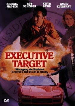 Executive target poster