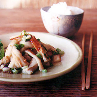 Garlic Scallion Eggplant Recipes