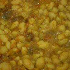 Gobble Me Up! Turkey Baked Beans