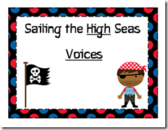 sailing the high seas