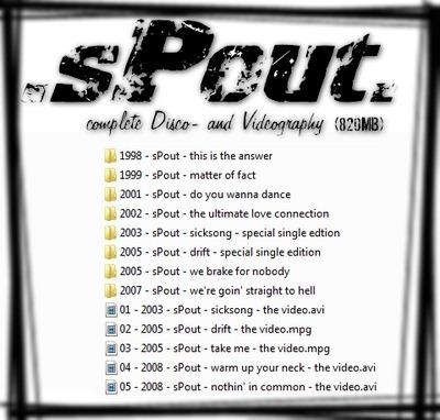 spout