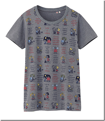 Uniqlo X Snoopy Tee - Woman 37