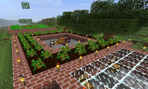 Foresty-per-Minecraft-Mod