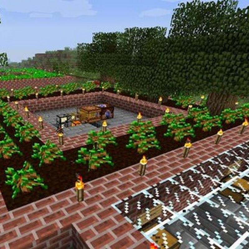 Minecraft 1.4.7 - Forestry per Minecraft Mod (Alberi, Api e altro ancora)