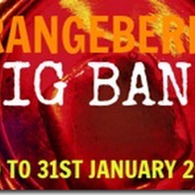 #OBBigBang Orangeberry Big Bang - A Blind Eye by John Henderson