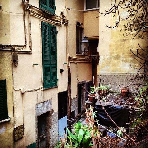 Riomaggiore, Le Cinque Terre