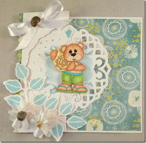 bear w shell card 475