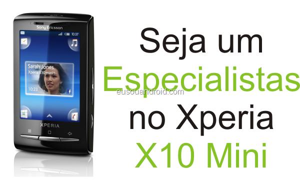 Concurso para o Xperia X10 Mini começa dia 11/03/12 e termina 18/03 ...