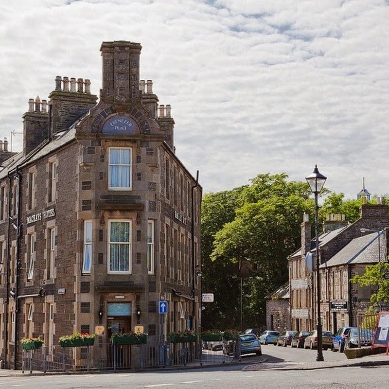 Ebenezer Place, The Shortest Street in The World